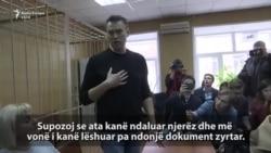 Navalny paralajmëron masa kundër arrestimit të 1,000 personave