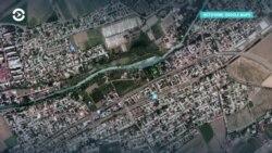Азия: ради резиденции Мирзияева снесли сотни домов