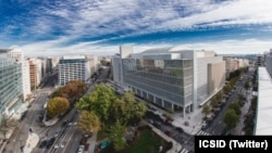 Centrul Internațional de Soluționare a Litigiilor de Investiții (ICSID) de la Washington