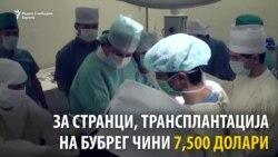 Патување во Таџикистан за трансплантација