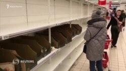 На фоне пандемии в России раскупают гречку