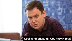 Сергей Чернышов, историк, кандидат исторических наук