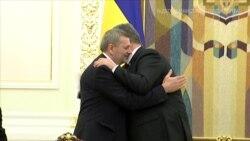 Умеров пен Чийгозды Украина мемлекеттік наградаларымен марапаттады