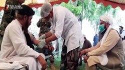 Clericii donează sânge pentru trupele afgane, pe măsură ce talibanii continuă ofensiva