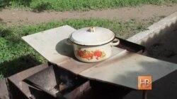 Донецк-северный под обстрелами без воды и газа