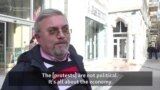 'People Are Asking For Jobs And Bread:' Azerbaijanis React To Protests Following Currency Collapse