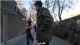 Iran - Women living in Iranian cities say they face frequent sexual harassment, catcalls, and verbal abuse - screen grab