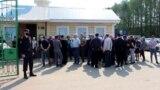 В Казани похоронили 14-летнего Амира, погибшего при стрельбе в гимназии