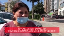 """""""Gənclər subay qalıb"""" - Bakıda sorğu"""