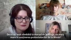 Proteste în Belarus: ce vor tinerii?
