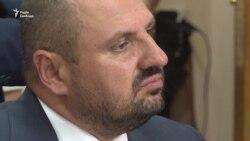 Захист Розенблата розлютив прокурора, але запобіжний захід обрали (відео)