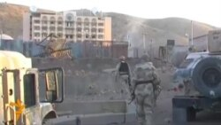 Militants Attack U.S. Consulate In Herat