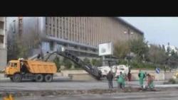 Yenə asfalt, yenə tıxac...