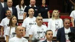 Ընդդիմադիր խմբակցություններն ԱԺ նախագահիպաշտոնում Ալեն Սիմոնյանի ընտրվելը կվիճարկեն ՍԴ-ում