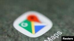 Гугл мапс