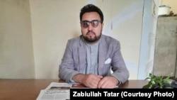Забихулла Татар, глава афгано-татарского культурного фонда в Кабуле