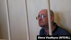 Максим Резник в суде по мере пресечения
