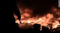 Kiev în noaptea spre 23 ianuarie
