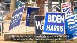 Dezinformări și știri credibile despre alegerile din SUA. Cum le discerni