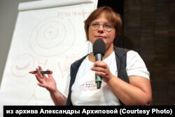 социальный антрополог Александра Архипова