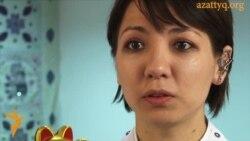 Видеопортрет молодежи: Зарина Шах