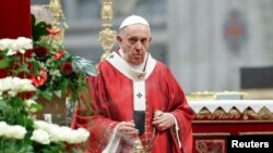 Papa Fransisk Vatikanda