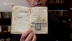 Knjiško blago samostana u Tolisi