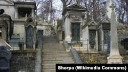Кладбище Пер-Лашез, Париж. Фото: Sherpa