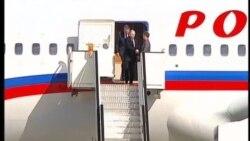 Путин пристигна во Белград
