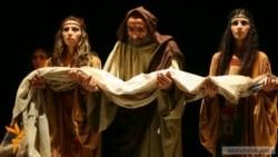 Անկախության տարիների առաջին թատրոնը կկառուցվի Հայաստանում