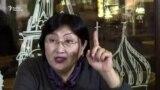 Жакупова: Атамбаев оппоненттерине рахмат айтышы керек