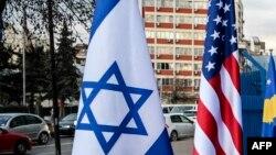 د امریکا او اسرائیل بیرغونه