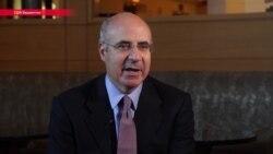 Лоббист против Путина. Эксклюзивное интервью с Уильямом Браудером накануне доклада перед Сенатом США
