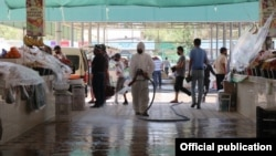 Uzbekistan - City Yangier closed for quarantine