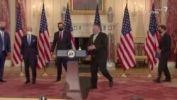 تحریمهای تازه دولت آمریکا علیه جمهوری اسلامی
