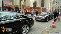 Ադրբեջանը դատական գործընթաց է սկսել ֆրանսիական պետական հեռուստաընկերության դեմ