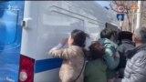 «Казахи не рабы!» Что происходило в день митинга в Алматы