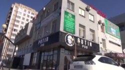 Bişkəkdə Putinin adına bar Rusiya səfirinin etirazına səbəb olub