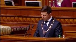 Роспуск Рады. Первые шаги Зеленского в должность президента Украины