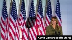 Prima Doamnă a Americii, Melania Trump.