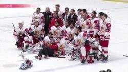 Грузинский хоккей: от низов к вершинам