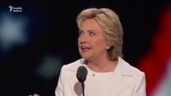 Hillary Clinton prezidentliyə namizədliyi qəbul elədi