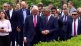 Bil Klinton na Kosovu