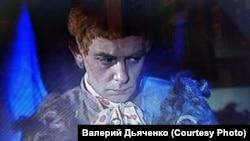 """На съемках """"Хранителей"""". Валерий Дьяченко в роли Фродо"""