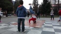 Breakdance podno Vlašića