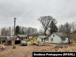 Деревня Савкино