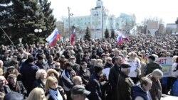 Два роки після захоплення бойовиками адмінбудинків на Донбасі