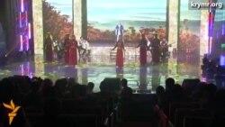 Aqmescitte 6-ncı «Tatlı ses» yarışınıñ finalı olıp keçti
