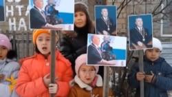 У Астані житловий будинок має поступитися місцем новим корпусам університету імені Назарбаєва - люди протестують