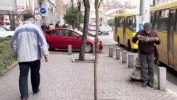 Жители Тбилиси - об украинских выборах